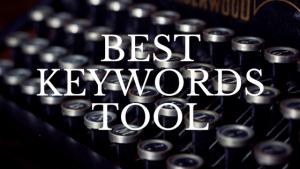 Best Keywords Tool
