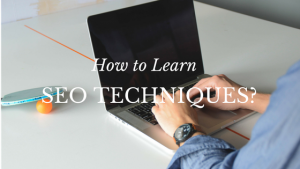 How to Learn SEO Techniques?-Online Jobs For Senior Citizens