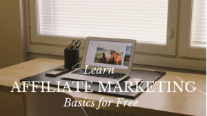 Featured Image-Learn Affiliate Marketing Basics for Free