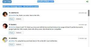 LiveChat Excerpt