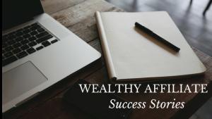 Wealthy Affiliate Success Stories-Online Jobs For Senior Citizens