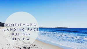 Featured Image-ProfitMozo Landing Page Builder Review