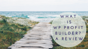 Featured Image-What is WP Profit Builder- A Review