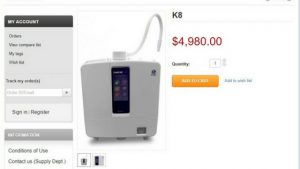 KANGEN WATER MACHINE-WHAT IS ULTIMATE LAPTOP LIFESTYLE ABOUT- A SCAM OR LEGIT