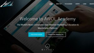 WHAT IS AWOL ACADEMY ABOUT- SCAM OR LEGIT TRAINING SITE
