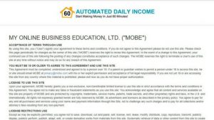 MOBE-WHAT IS AUTOMATED DAILY INCOME ABOUT - A RAENA LYNN SCAM