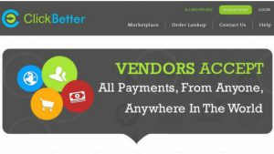 ALL PAYMENTS ACCEPTED-WHAT IS CLICKBETTER ABOUT, A SCAM- FIND OUT HERE!