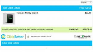 CLICKBETTER-WHAT IS AUTO MONEY SYSTEM- AN AUTOMATED MONEY SYSTEM SCAM.