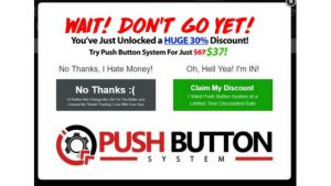 DISCOUNT-PUSH BUTTON SYSTEM REVIEW. WHAT IS PUSH BUTTON SYSTEM ABOUT