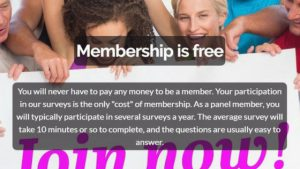 FREE MEMBERSHIP-WHAT IS AMERICAN CONSUMER OPINION, A SCAM- FIND OUT HERE!