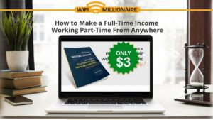 THE EBOOK-WIFI MILLIONAIRE REVIEW. WHAT IS WIFI MILLIONAIRE ABOUT, A SCAM