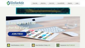 WHAT IS 1 DOLLAR ADZ ABOUT, A SCAM- FIND OUT HERE!
