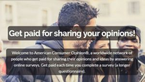 What is American Consumer Opinion, s Scam?