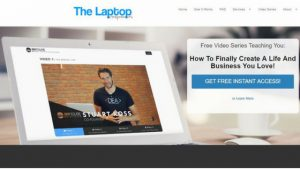 WHAT IS THE LAPTOP ENTREPRENEURS ABOUT, A SCAM