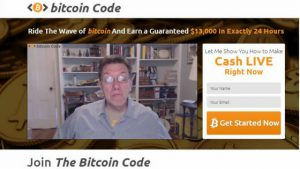 FAKE TESTIMONIAL-IS BITCOIN CODE A SCAM OR LEGIT? FIND OUT HERE!