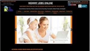 IS MOMMY JOBS ONLINE A SCAM OR LEGIT_ FIND OUT HERE!