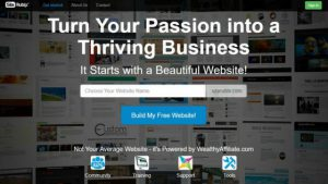 Best Free Web Hosting Site Builder
