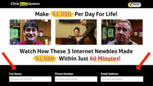WHAT IS CLICK CASH SYSTEM, A SCAM? FIND OUT HERE!