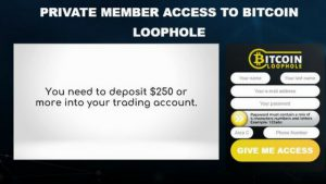 WHAT IS BITCOIN LOOPHOLE, A SCAM? FIND OUT HERE!