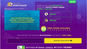 What is Crypto Money Maker About? Let's Review!