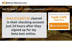 Bitcoin Millionaire Club Review. What is is About, a Scam?