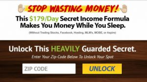WHAT IS SECRET INCOME FORMULA ABOUT? FIND OUT HERE!