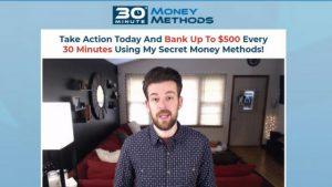 Fake Testimonial 30 Minute Money Methods
