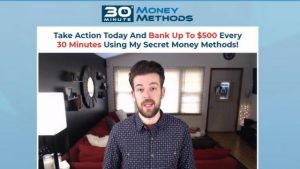 Fake Testimonial - 30 Minute Money Methods