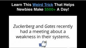 Insider Information on Gates and Zuckerberg Systems?
