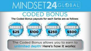 The Coded Bonus