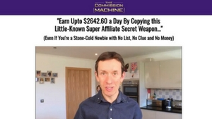 Is The Commission Machine a Scam? My Review!