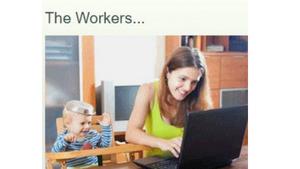 Fake Worker