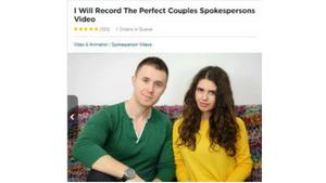 Fiverr Actor-Couple