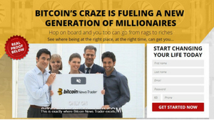 What is Bitcoin News Trader About, a Scam? My Review!