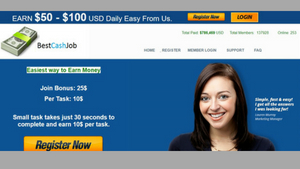 Best Cash Job Review! What is it about, a Scam?