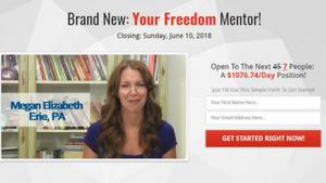 Your Freedom Mentor Fake Testimonia